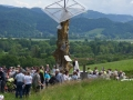 Baum der Erkenntnis, Mai 2014, Christie Himmelfahrt,  thomas rees 6