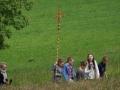 Baum der Erkenntnis, Mai 2014, Christie Himmelfahrt,  thomas rees 7