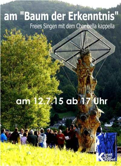 freies Singen am 12.07 kk