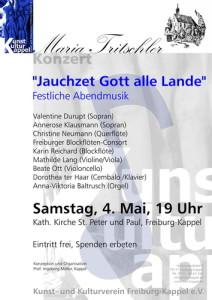 2013.05.04 Konzert