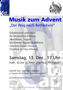2014.12.13 Adventskonzert