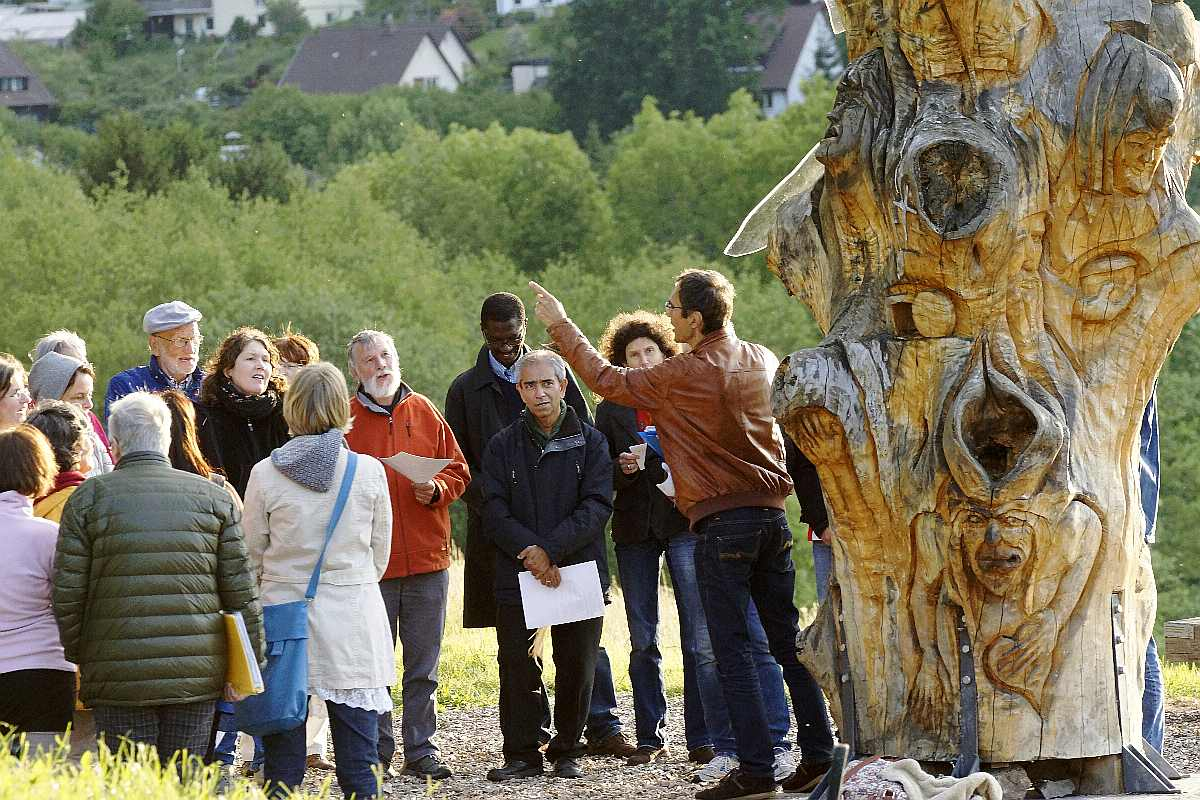 Singen am Baum der Erkenntnis8