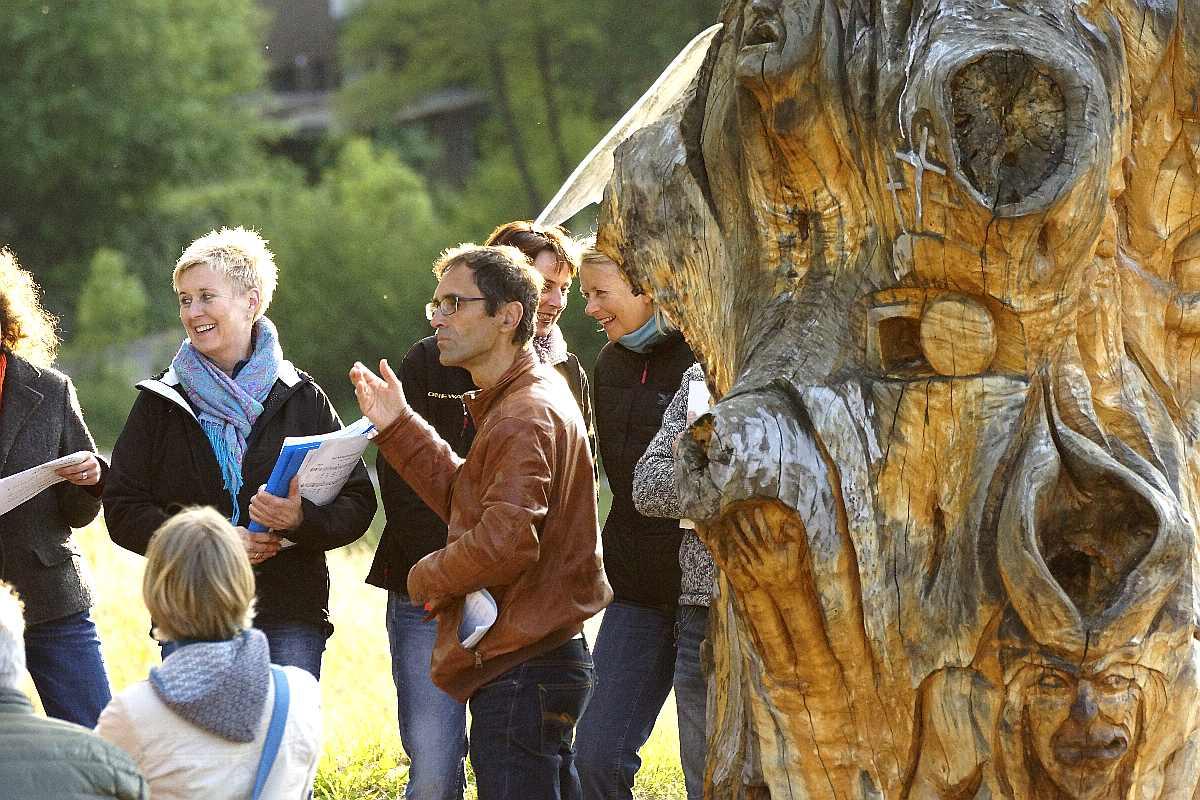 Singen am Baum der Erkenntnis9